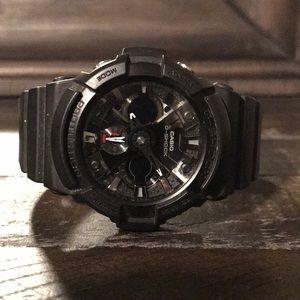 Casio G-shock antimagnetic shock absorbing watch
